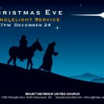 Christmas Eve |  Candlelight Service  |  7pm