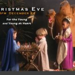 Christmas Eve Service   |  For the Young and Young at Heart   | 4pm