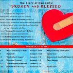 The Story of Humanity: Broken and Blessed