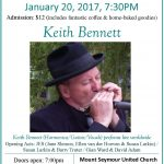Deep Cove Coffee House January 20