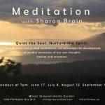 Meditation   |   Monday, June 17, 2019   |   7pm