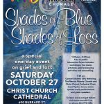 Shades of Blue/Shades of Loss - Saturday, October 27
