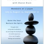 Spiritual Practices - Practising The Work - Monday, October 22  |  7:30pm