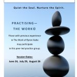 Spiritual Practices  |   The Work   |    July 29 at 7pm