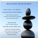 Spiritual Practices - Meditation | February 4, 2019  |  7:30pm