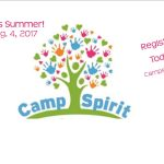 Camp Spirit Summer Camp July 31 - August 4!
