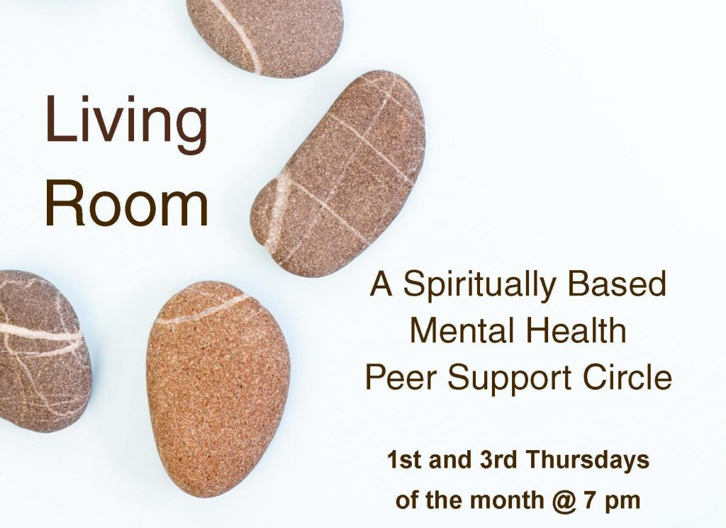 Living Room Is A Support Group For People With Mental Health Challenges Such As Anxiety Depression Bipolar And Psychotic Disorders
